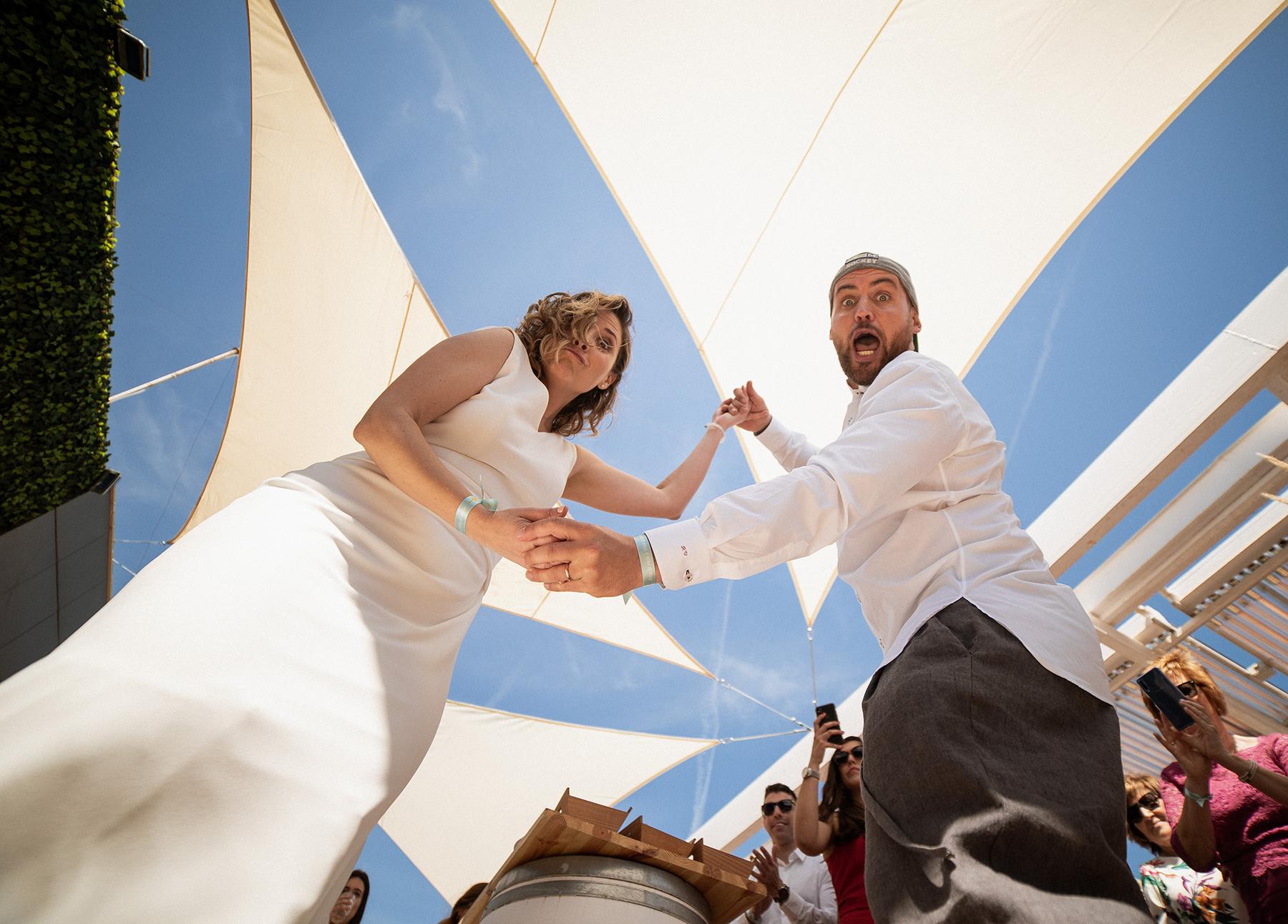 Fotos para bodas en BArcelona