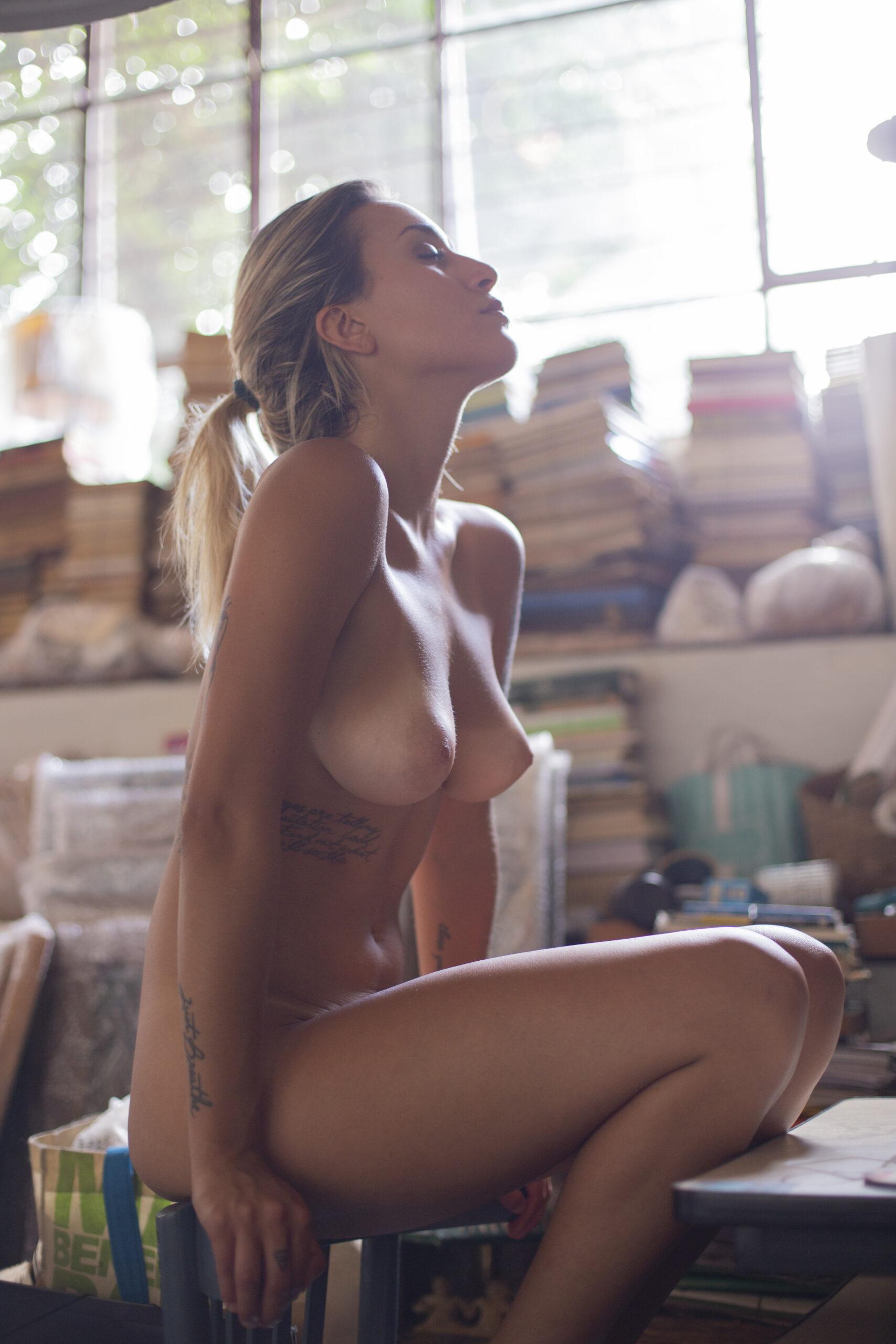 Taller de Fotografía de Desnudo en BArcelona