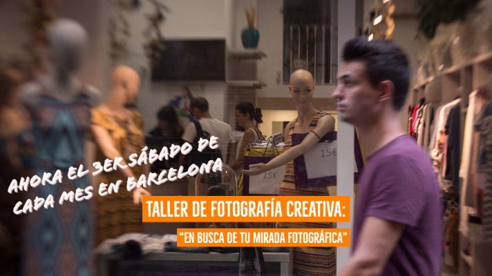 Taller Fotografía en Barcelona