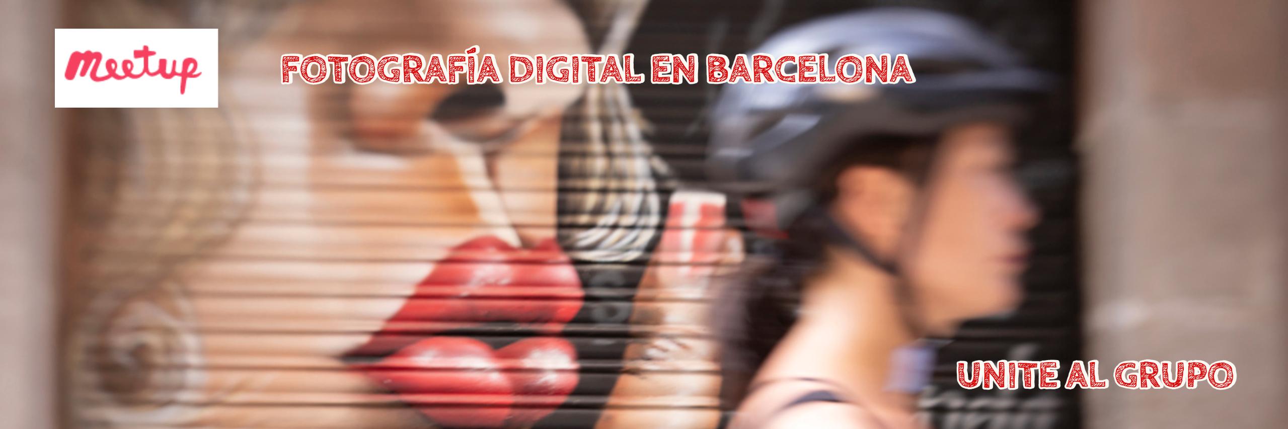 Meetup Fotografía Barcelona