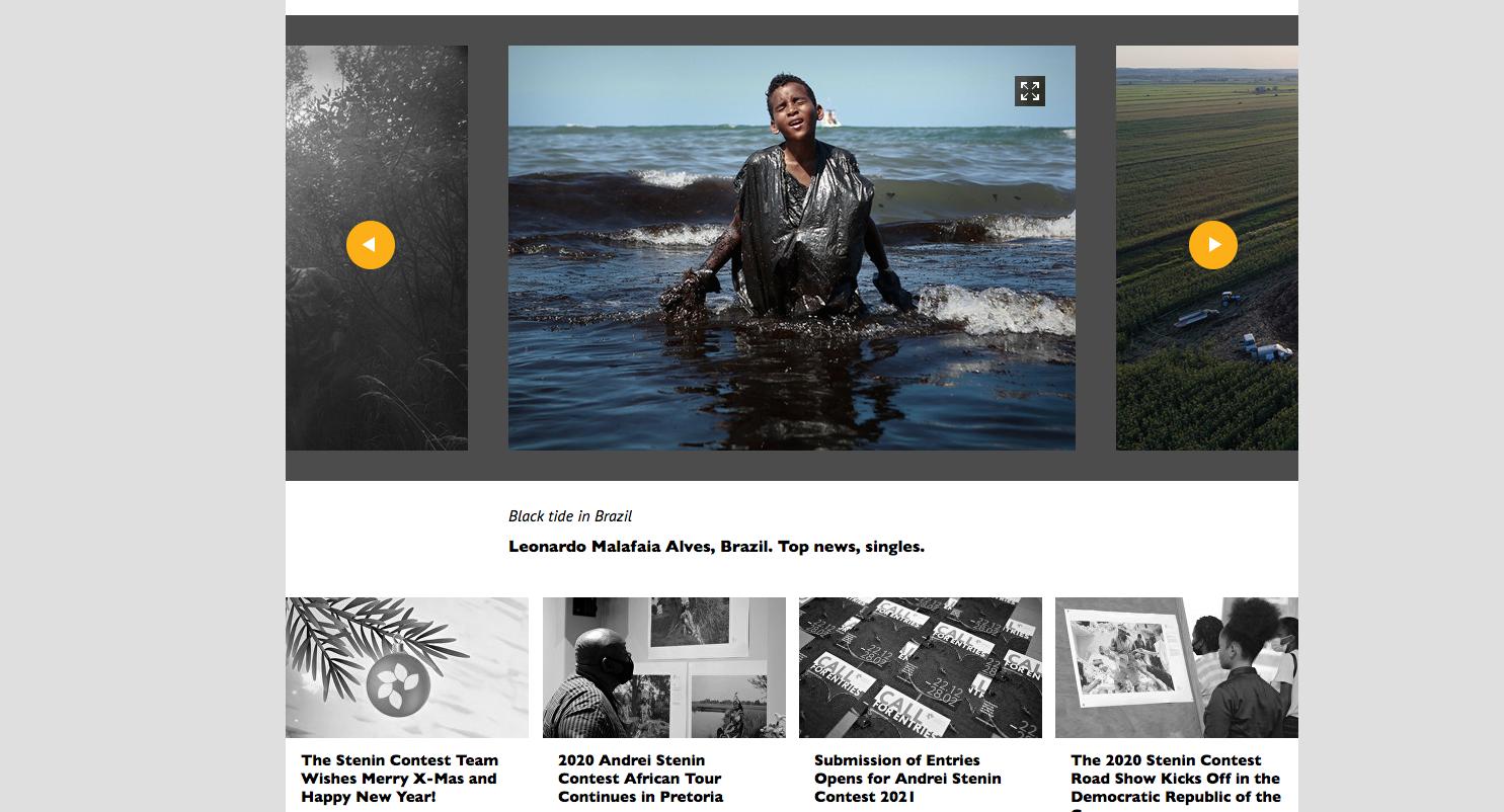 The Andrei Stenin International Photo Contest