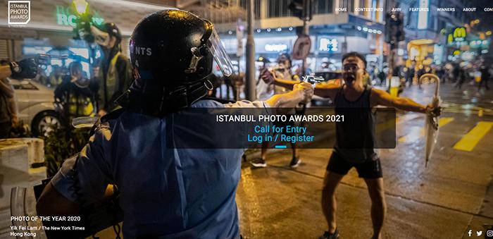 ISTANBUL PHOTO AWARDS 2021