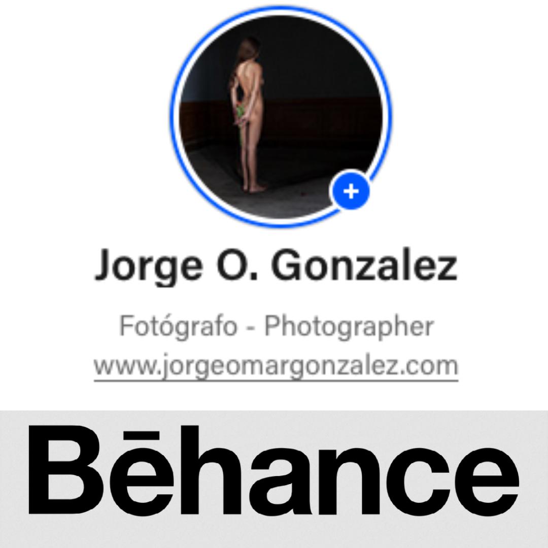 Behance Jorge Gonzalez