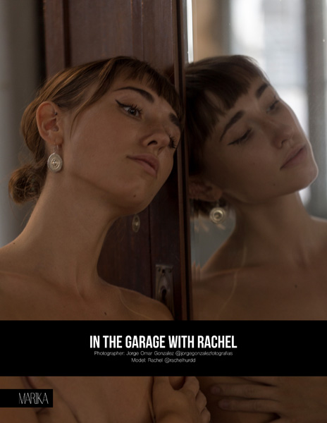 Rachel by Jorge Gonzalez Barcelona